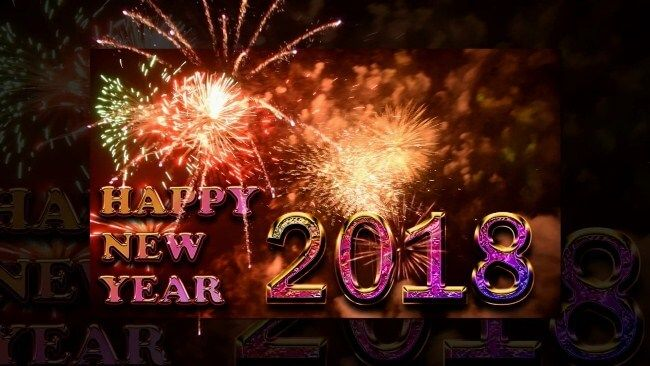 Superb Advance Happy New Year 2018 Images Download U2013 {HD*} New Year Wallpapers ,