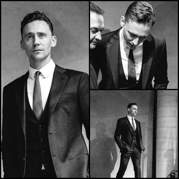 Tom collage