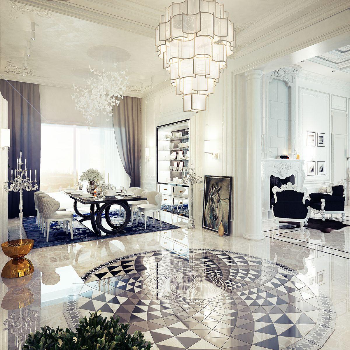 R Class Interior Design On Behance House Interior In 2019