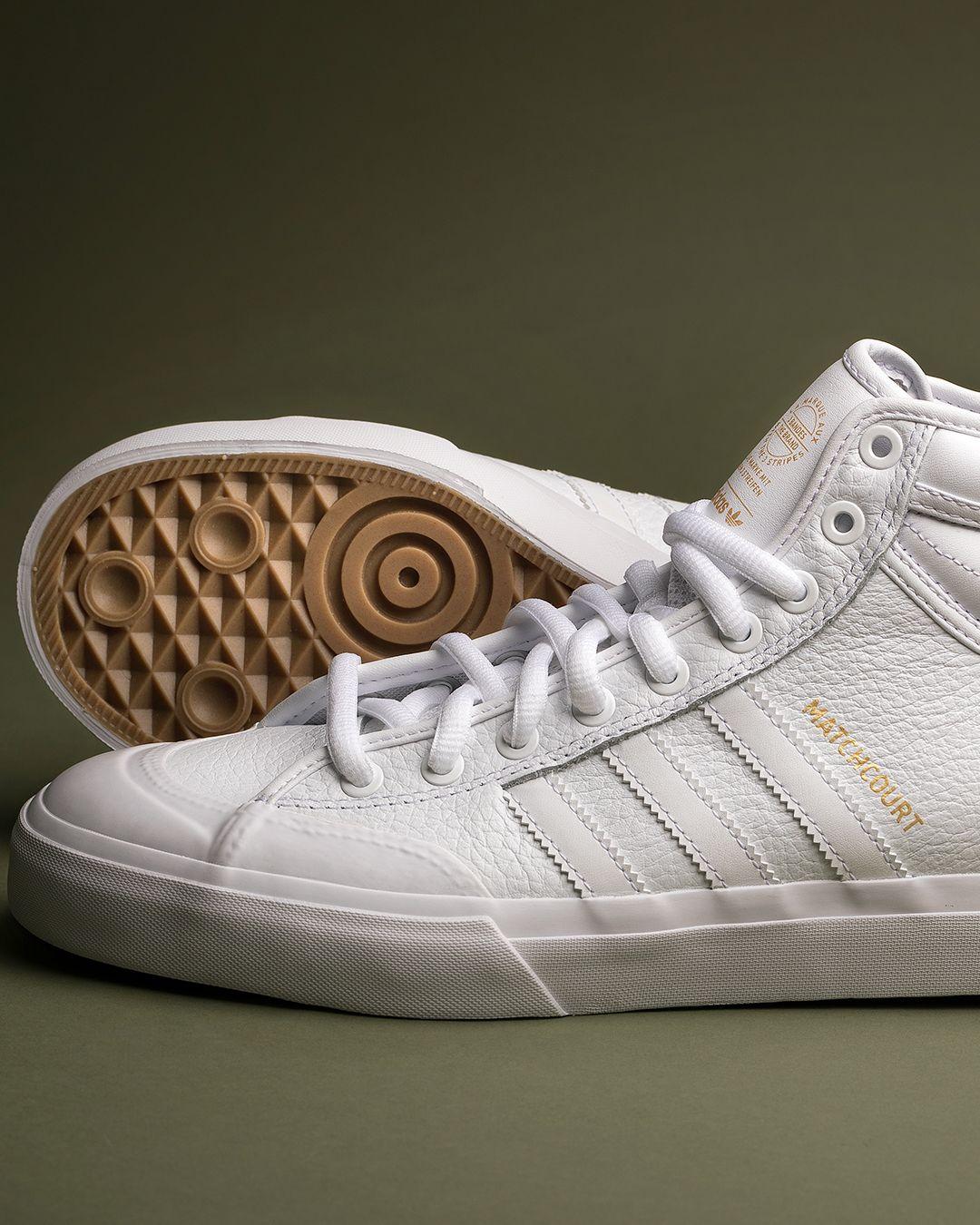 Adidas Matchcourt Hohe Rx2 Online Bestellen Adidas