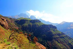 Drakensberge - Impressionen von  einer unserer Südafrika Individualreisen.