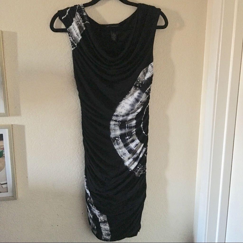 Inc international concepts black dress rhinestones products