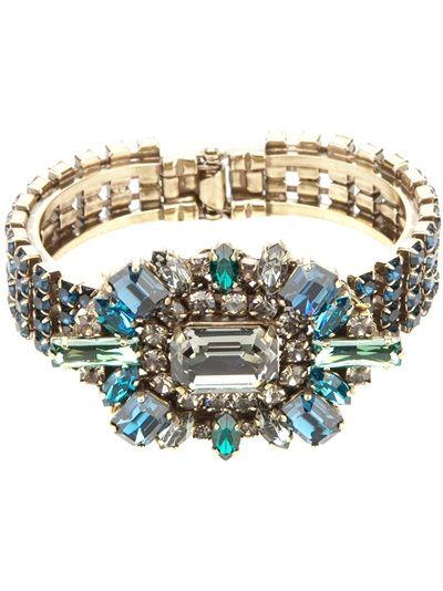 ANTON HEUNIS - crystal bracelet 1
