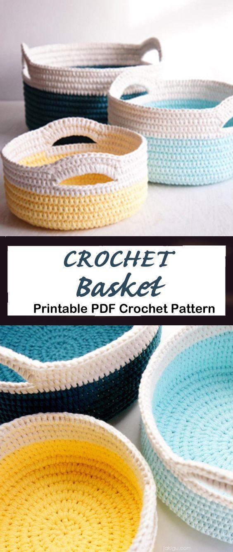 Make a Storage Basket