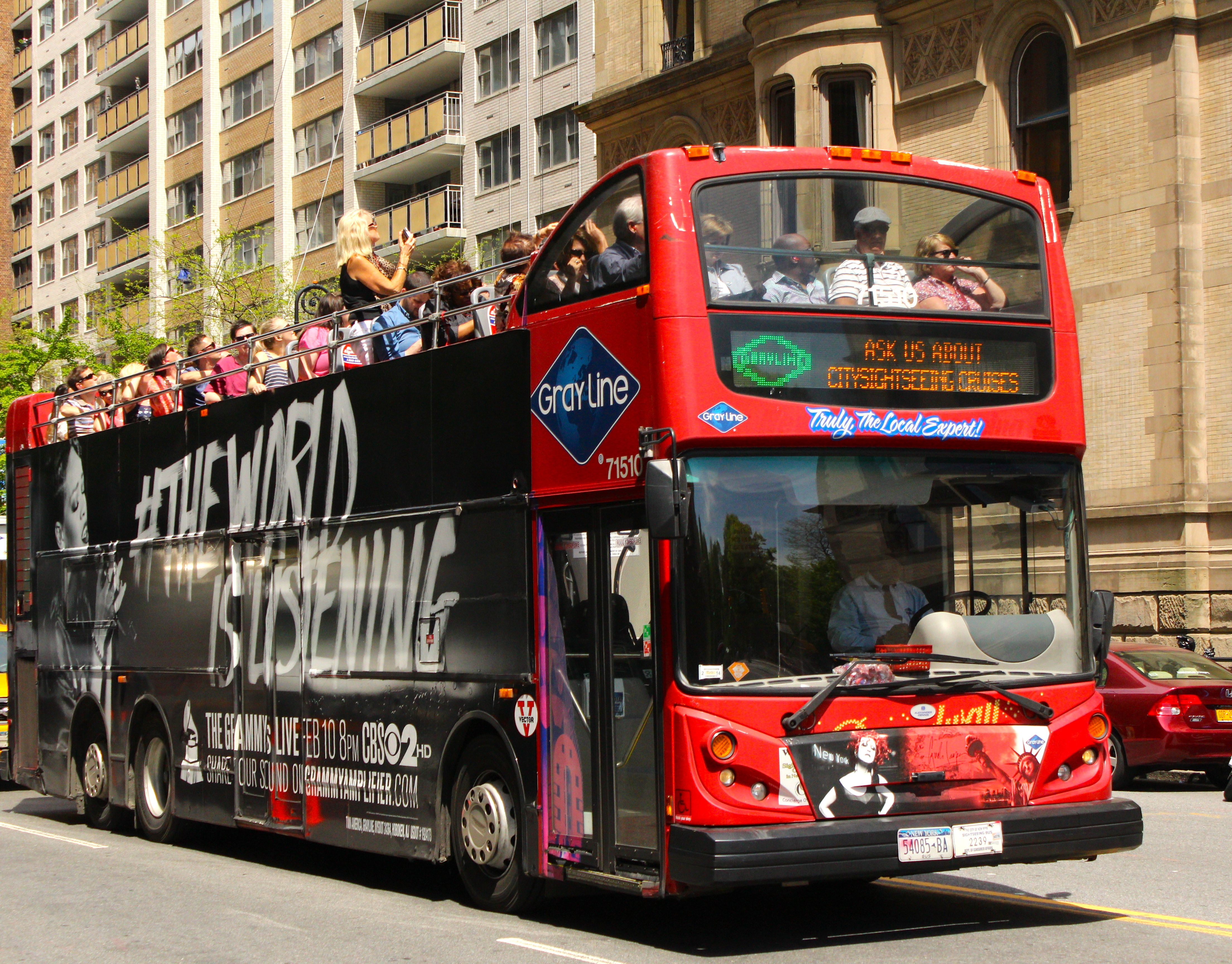 A Slice of Brooklyn Bus Tours Celebrates 13th Anniversary Doing Guided Bus Tours of Brooklyn, N.Y Share Article Brooklyn-based tour company began highlighting the borough long before it was considered a cool travel destination.