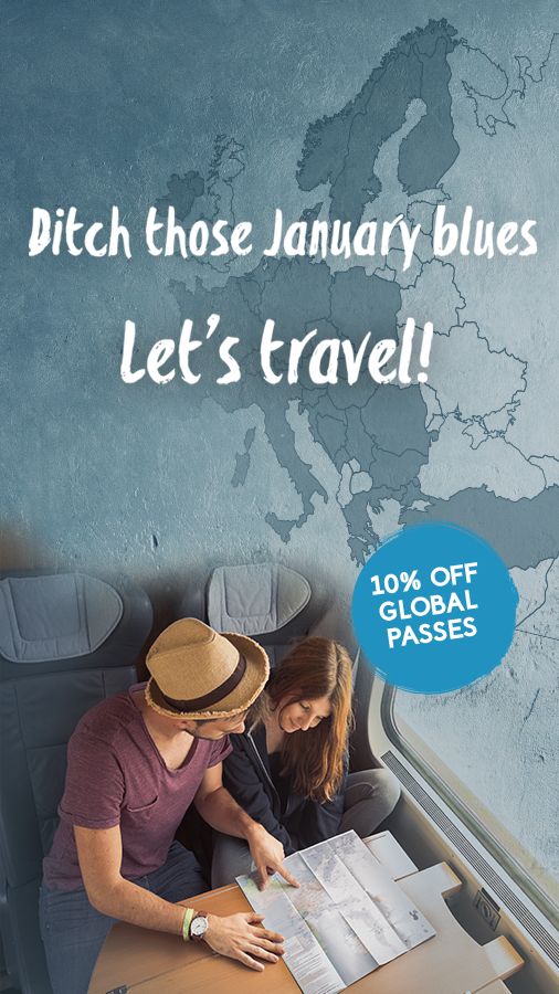 Blue Monday SALE | Travel Quotes To Inspire | Global pass ...