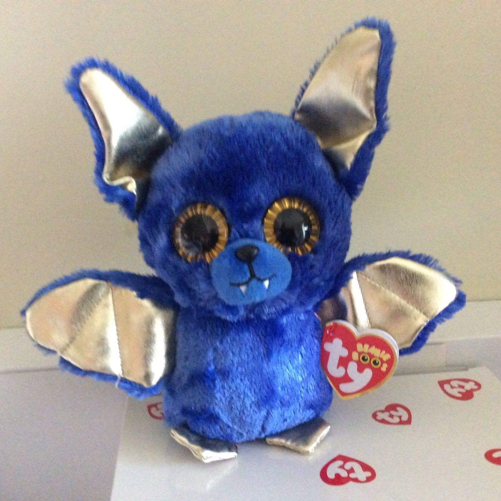 a570e21112b Current 438  Ty Beanie Boos Ozzy The Bat-New Walgreens Halloween Exclusive  6 Mwmts -  BUY IT NOW ONLY   11.99 on eBay!