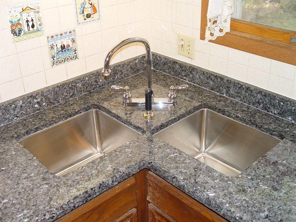 Undermount Butterfly Corner Corner Sink Kitchen Kitchen Sink