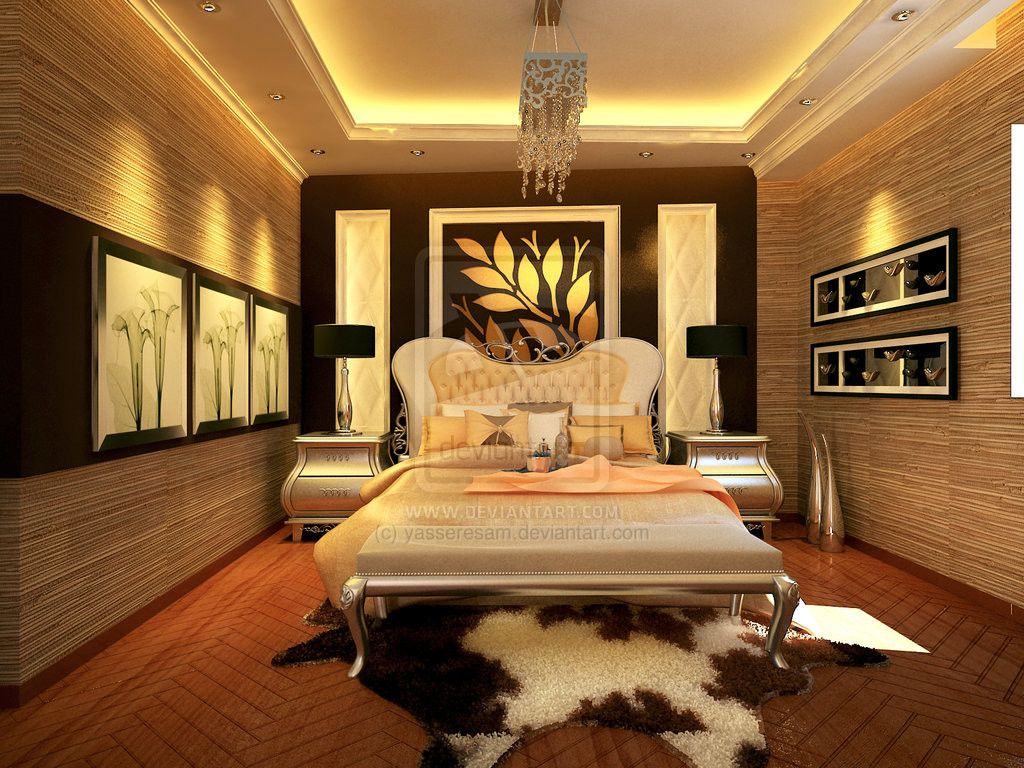 Romantic master bedroom design ideas luxury master bedroom for Master bedroom interior