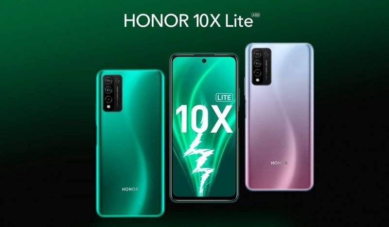 سعر ومواصفات هاتف Honor 10x Lite In 2020 Smartphone 4gb Ram Product Launch
