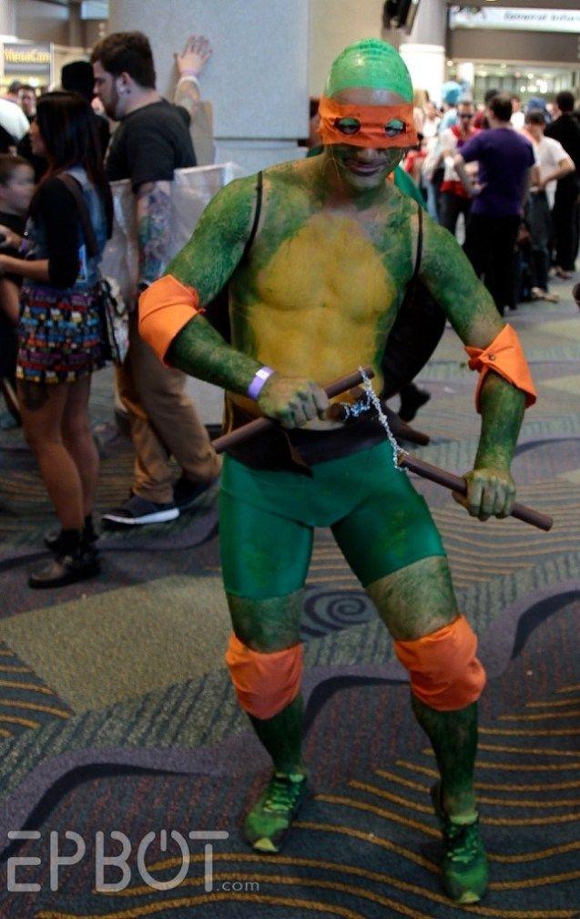 Teenage Mutant Ninja Turtle Cosplay Teenage Mutant Ninja Turtles