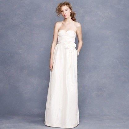 162ba42d10b J.Crew Sascha Wedding Dress on Tradesy Weddings (formerly Recycled Bride)