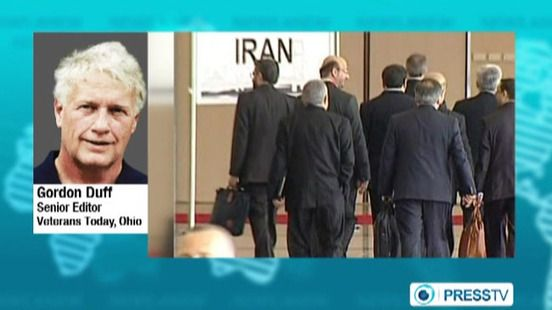 'Entire #Iran #nuclear issue, theatrical'