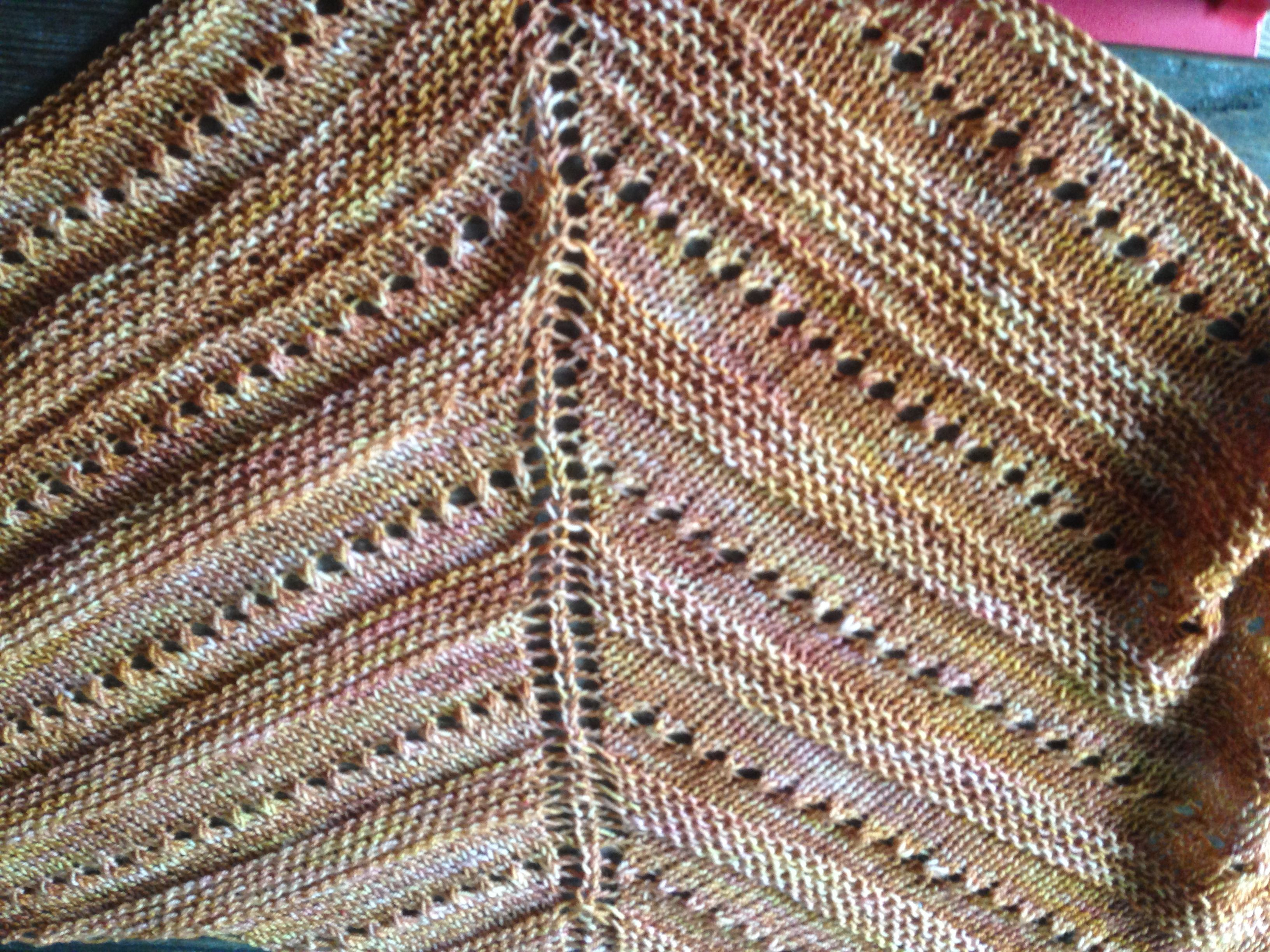 Another LaLa shawl