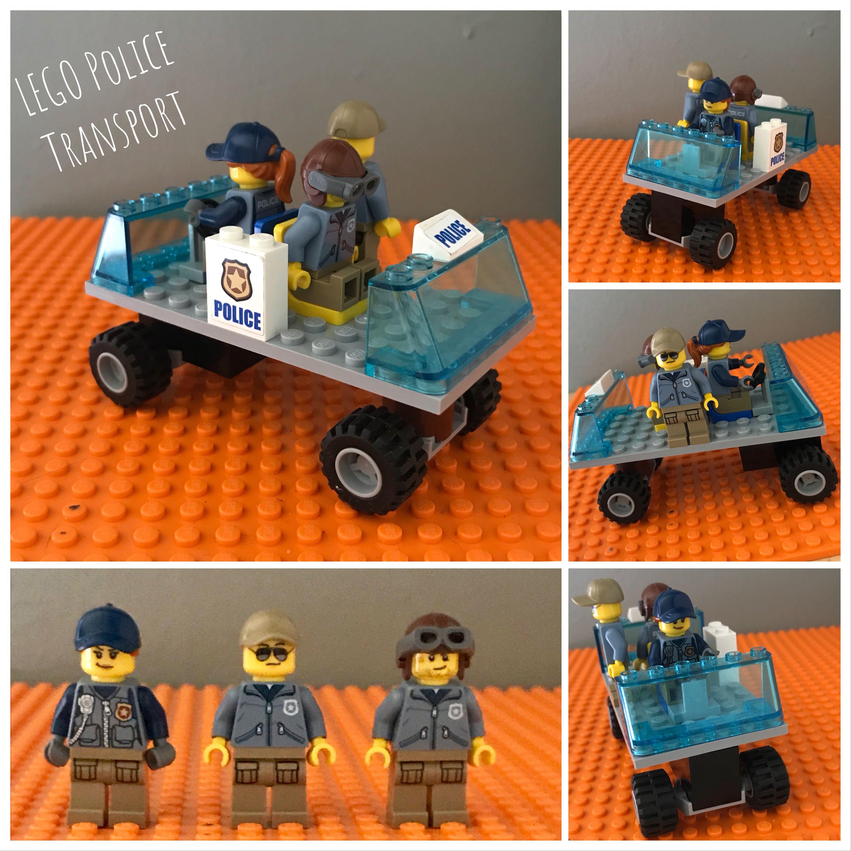 Lego City Police Transport Griffens Legos Griffenslegos Legocity Legotruck Lego Legopolice Legopolicetruck Lego City Police Lego Truck Lego Police Truck