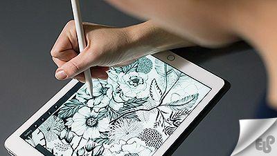امکان شناسایی ژست های حرکتی با اپل پنسل Apple Pencil 2 ...
