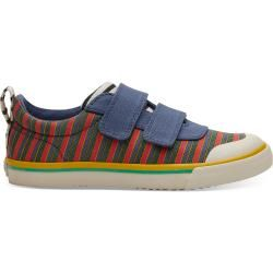Toms Schuhe Sesame Street X Gestreifter Doheny Sneaker Für Kinder - Größe 38 Toms #streetclothing