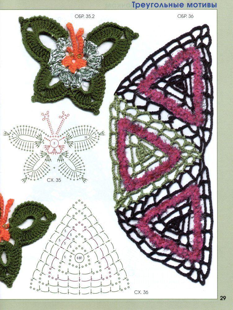beautiful crochet motif: crochet magazines | make handmade, crochet ...