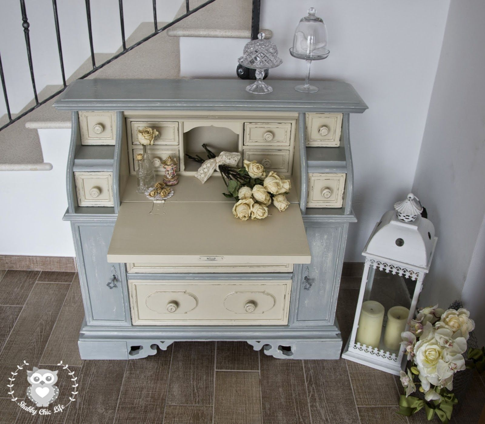 Chalk Paint, Shabby Chic e Decora Facile Arredamento