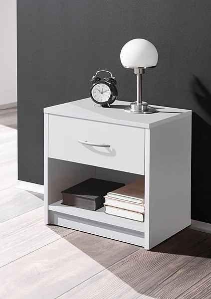 Nachttisch, Breite 39 cm, 1 Schubkasten online kaufen