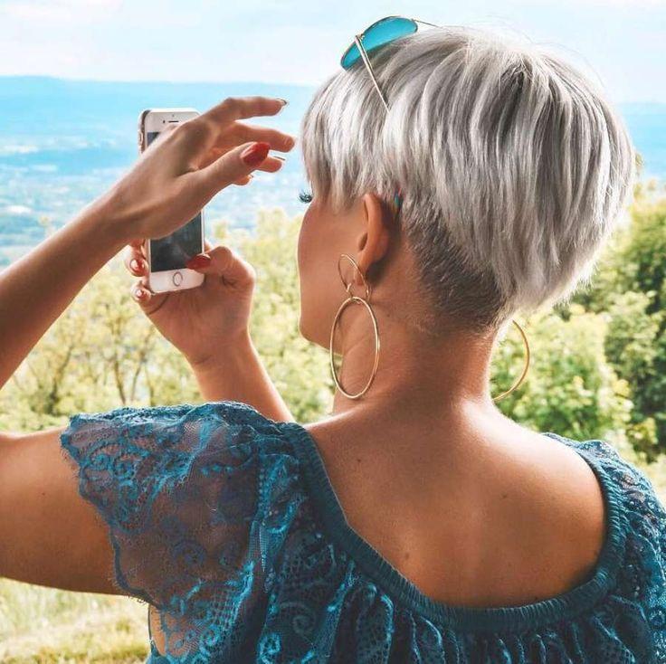Kurze Frisuren Madeleine Schön – 1 #frisurenkurzehaare