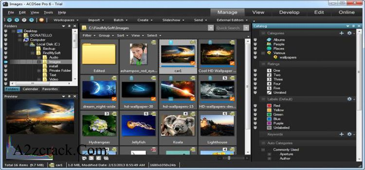 ACDsee Pro 7 License Key And Setup Full Version Download