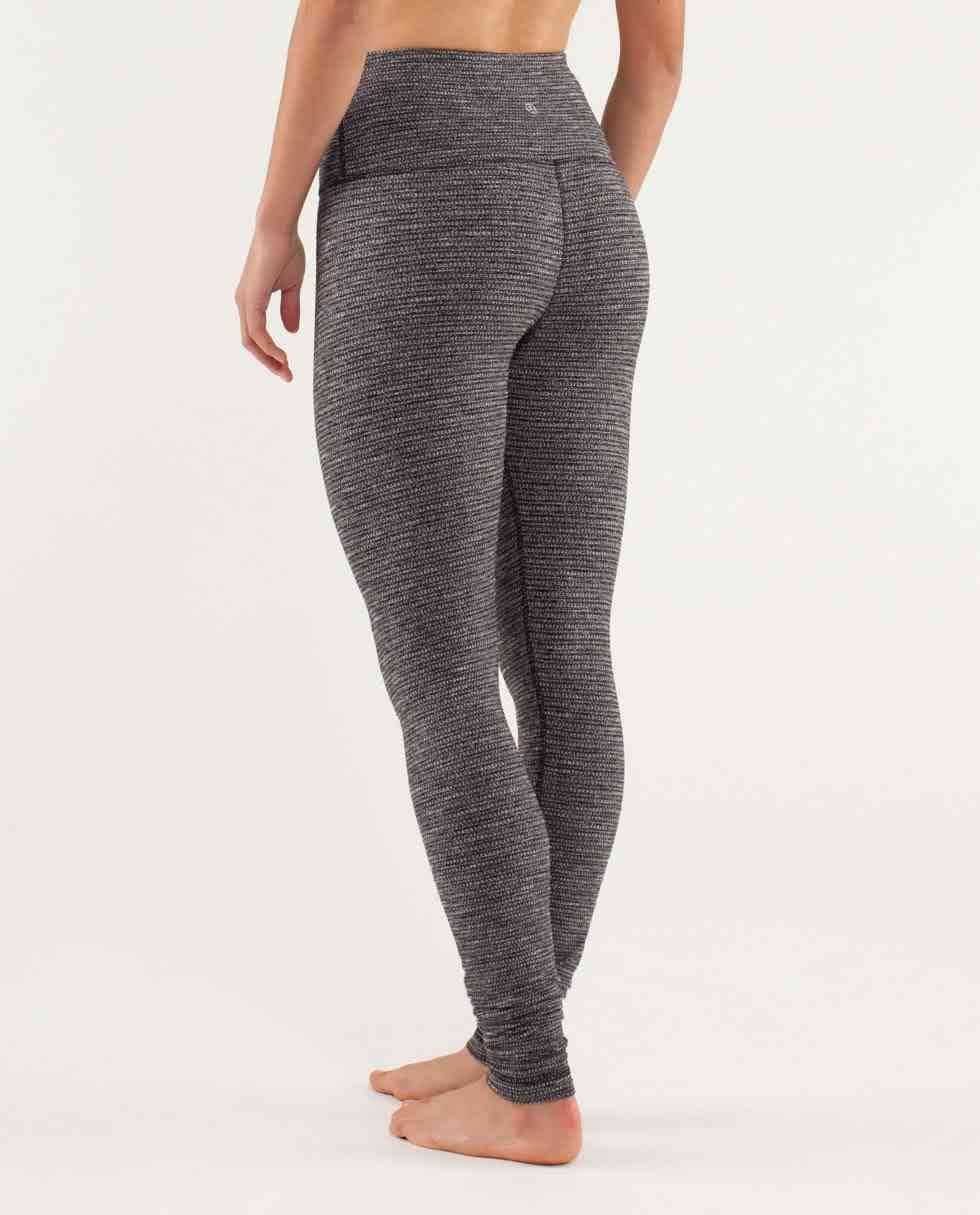Lululemon Crop Pants With Side Pockets
