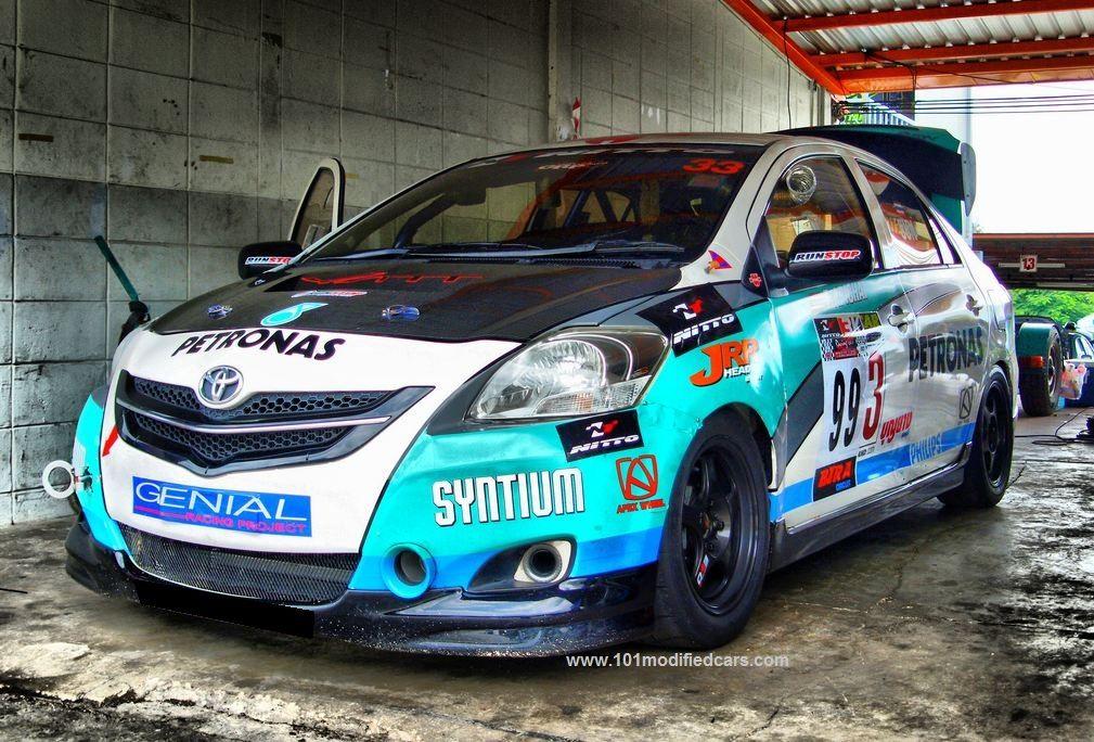 ผลการค้นหารูปภาพสำหรับ 20 Custom Toyota Vios
