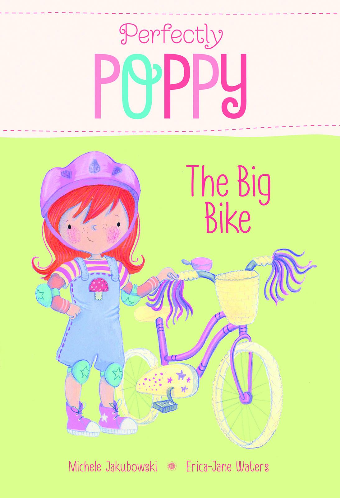 The Big Bike Story by Michele Jakubowski, illustrated by