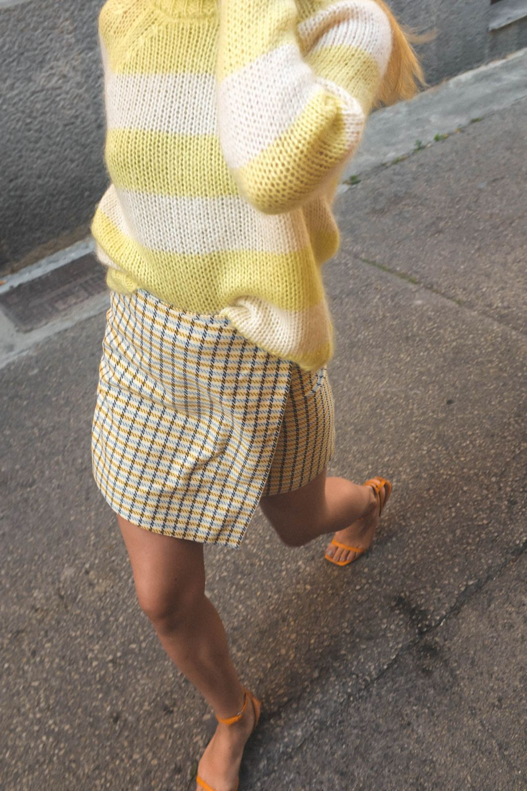 Photo of Outfit: Yellow Patternmix – Kontrollgränserna – Welcome to Blog