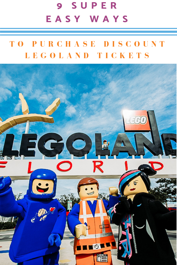 9 Super Easy Ways To Purchase Legoland Florida Discount Tickets