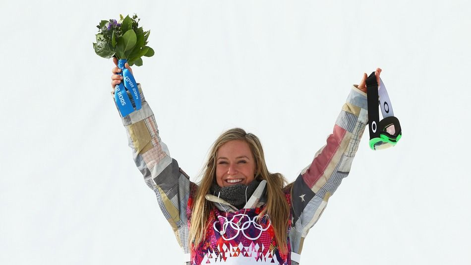 Team USA Sweeps Slopestyle: Jamie Anderson Takes Home Gold ...