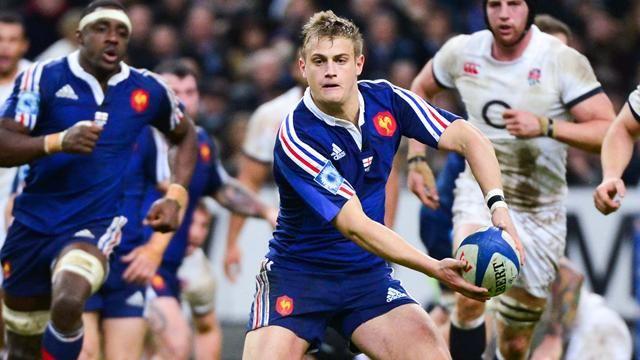 Tournoi 6 Nations France Angleterre Un Match Cinq Images Cinq Essais Mais Surtout Du Combat France Angleterre Jules Plisson Et France