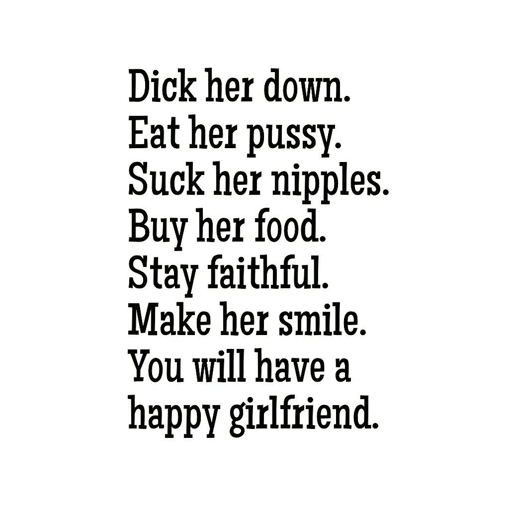 Dick Her Down