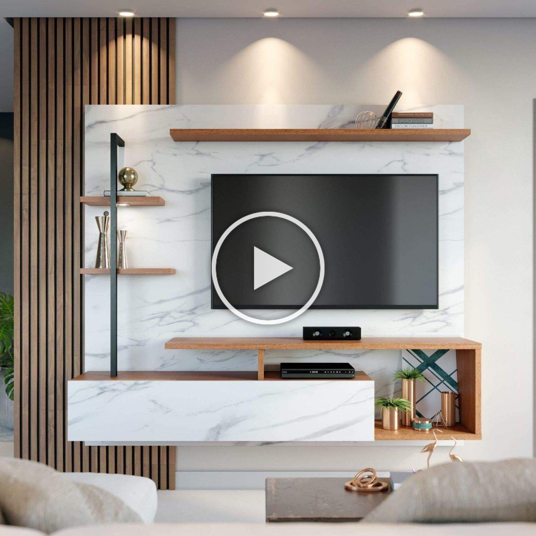 Pin By Dagmara Perec On Diy Wood Working Ideas Living Room Tv Unit Designs Living Room Tv Unit Living Room Partition Design