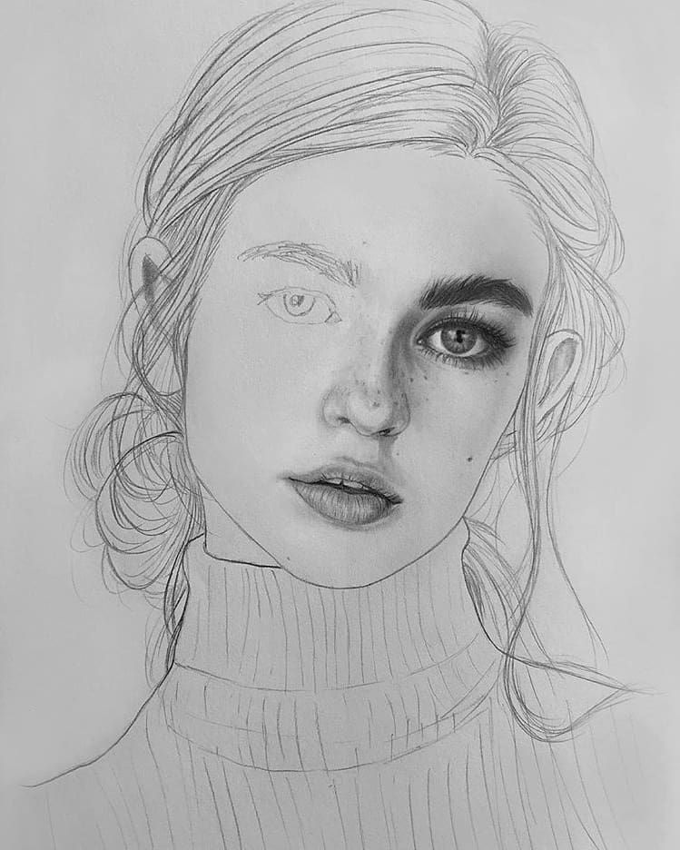 Great Pencil Sketches Swipe Which One Is The Best
