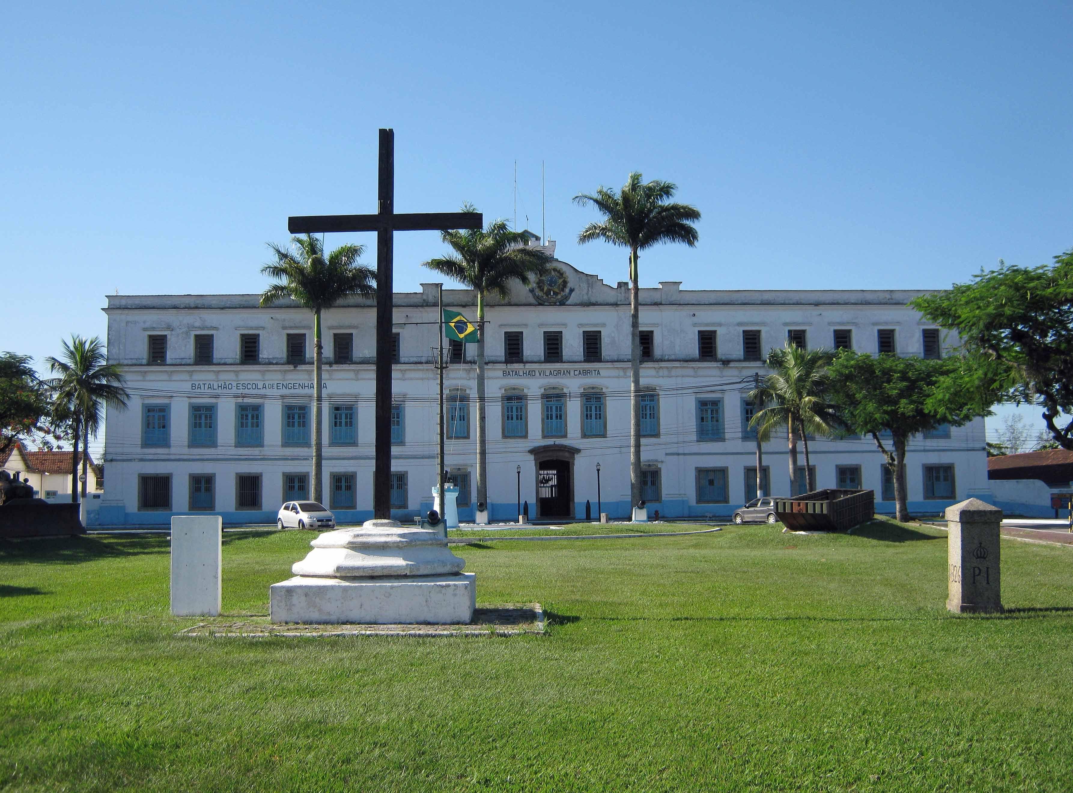 Palácio Villagran Cabrita - Santa Cruz - Rio de Janeiro