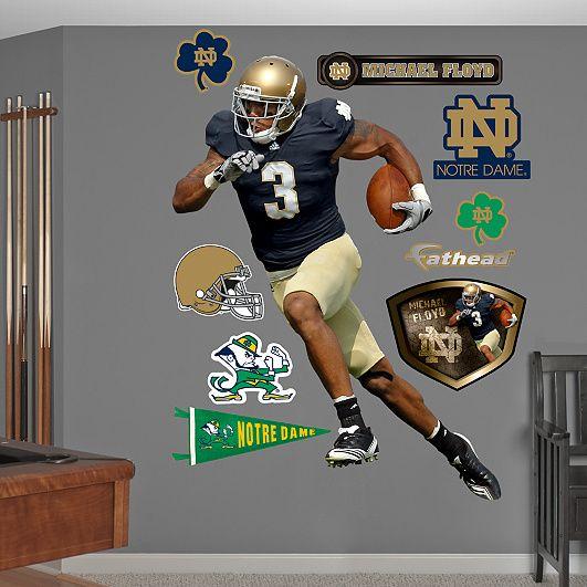 1e899991 Michael Floyd Notre Dame | Sports | Detroit lions, Packers, Cowboys