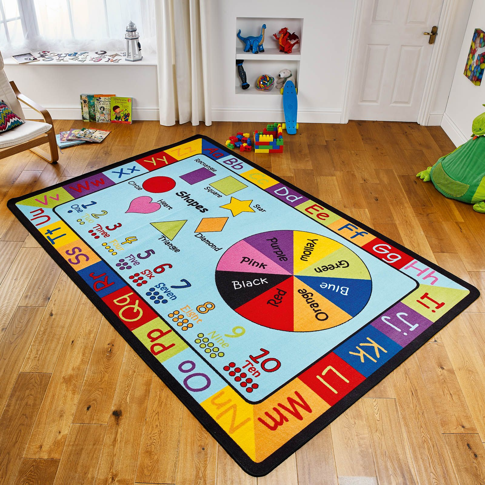 Educational Rugs For Children At The Rug Er