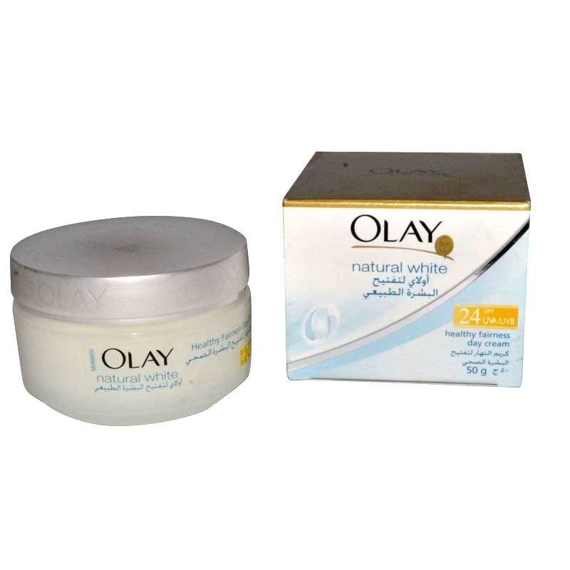 Olay Natural White Cream Skin Care Treatments Fairness Cream Face Care
