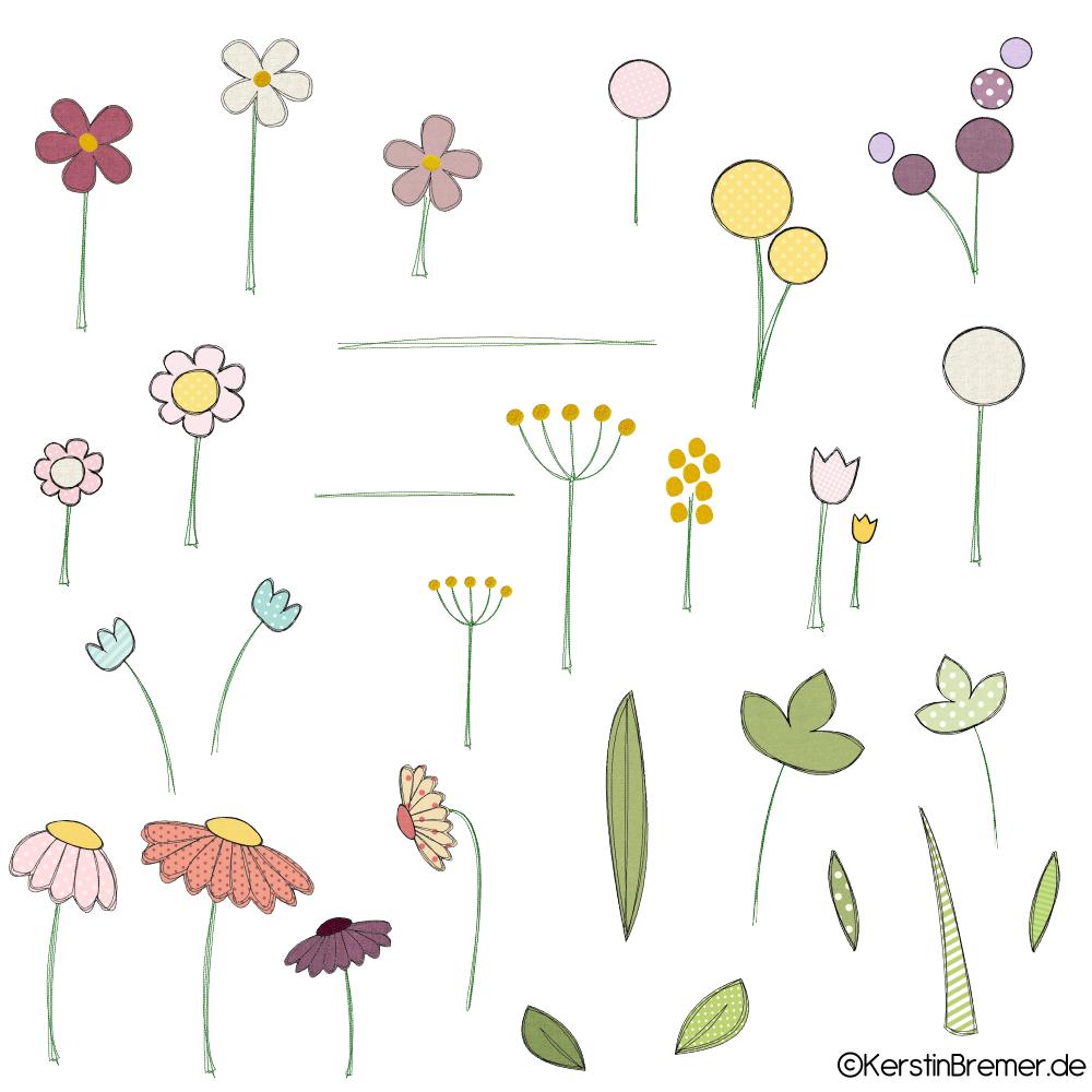Rose Blumenstrauß Clip Art mit einzelnen Blättern — Stockfoto © piolka  #169113404