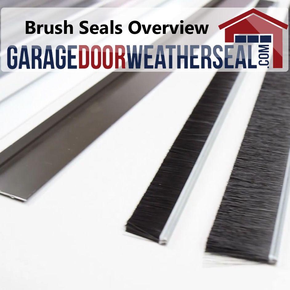 Garage door brush weather seals httpvoteno123 pinterest garage door brush weather seals rubansaba