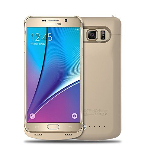 Alegant Galaxy Note 5 Battery Case, Portable Backup Power Bank Case 4200mAh Ultra Slim Rechargeable Extended Charging Case for Samsung Galaxy Note 5 (gold) Reviews  $  19.99   Charger Cases Product Features     Only for Samsung Galaxy Note 5, slim-fit battery casing chargers and protects your Samsung Galaxy Note 5 withoue bulk. 4200mAh rechargeable perfect fit your phone case, charging and protecting 2 in 1.   Flexible design with eas ..  http://www.phonepowerbankshop.com/alegant-g..