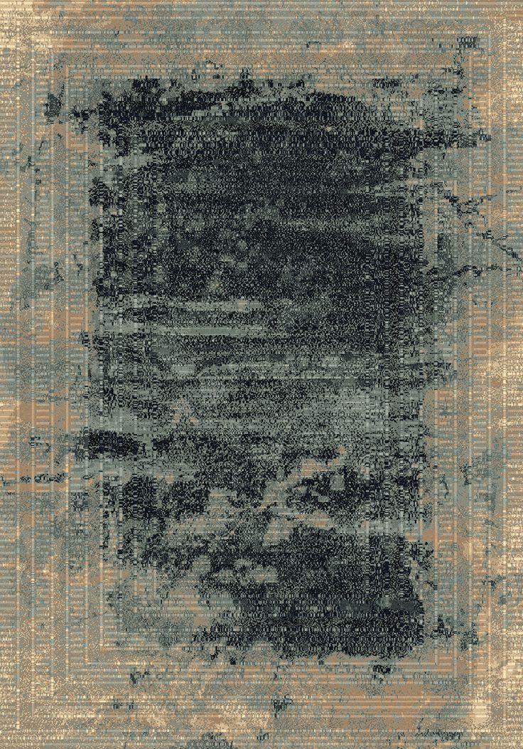 Dynamische Teppiche Opus 7787 999 Grau Multi Teppich Rugs