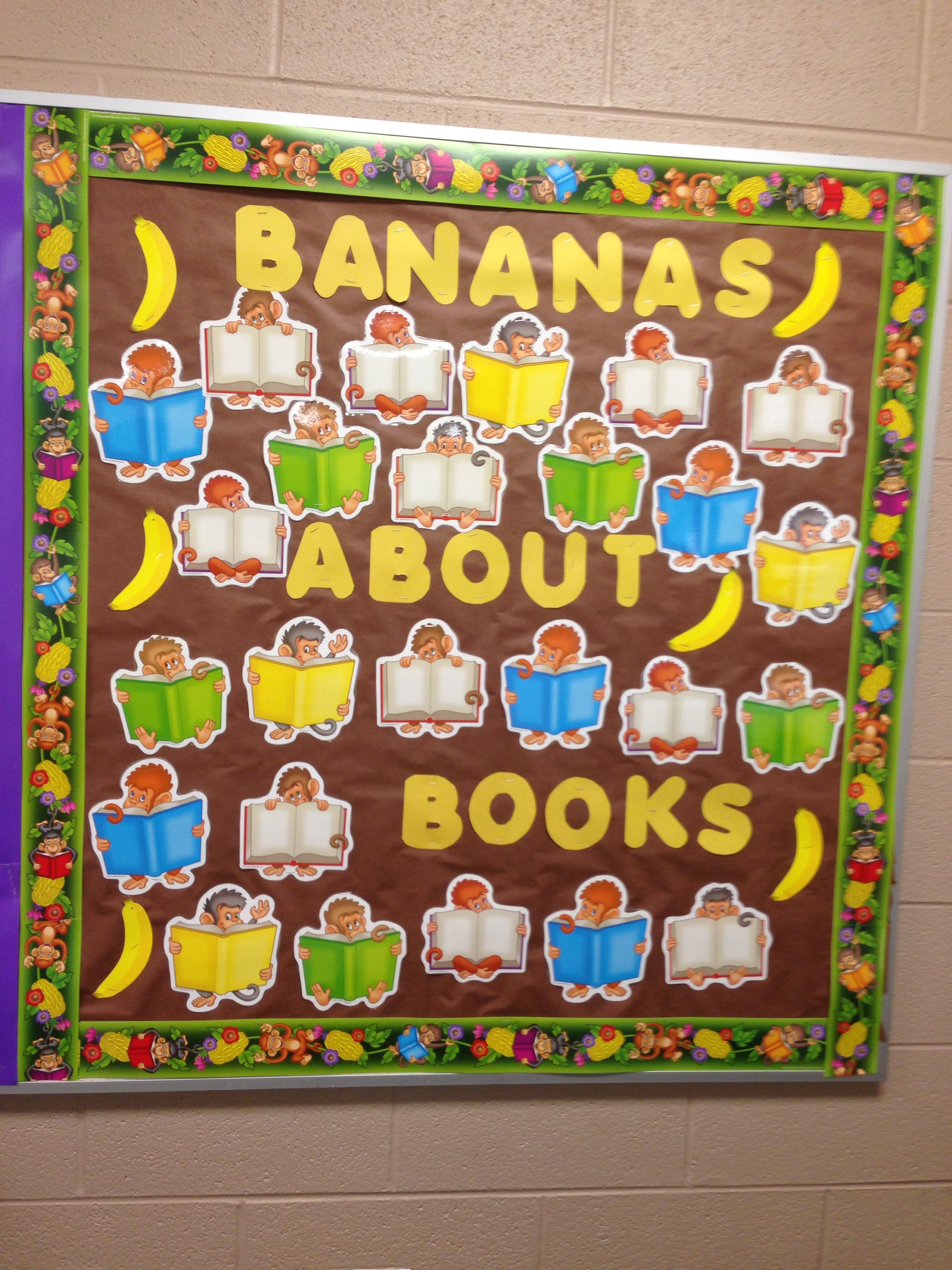 Monkey Themed Classroom With Images