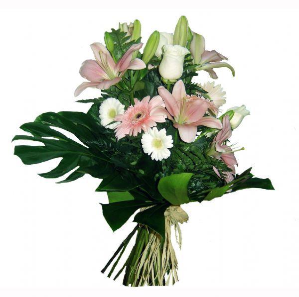 ramo de flores para enviar como regalo a domicilio