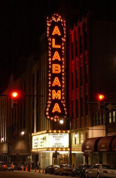 Alabama Theater Christmas Movie Schedule