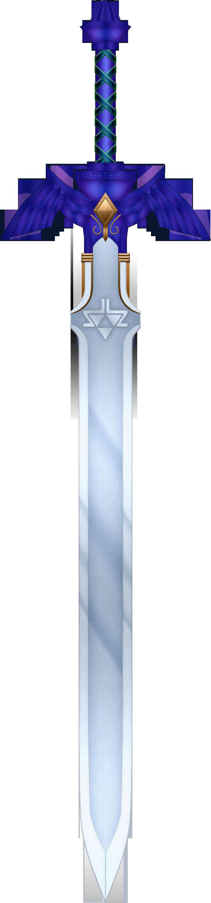 TP Master Sword By BLUEamnesiacdeviantart On DeviantART