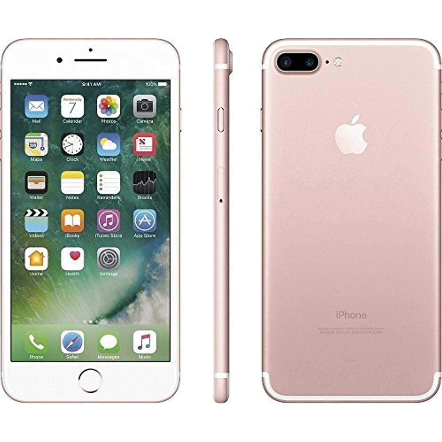 Apple Iphone 7 Plus 128 Gb Unlocked Rose Gold Certified Refurbished Want Additional Info Click On The Image This Is An Aff Iphone Iphone 7 Apple Iphone