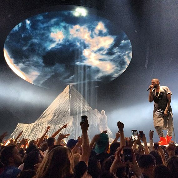 Kanye West Yeezus Tour T Shirts By Wes Lang Kanye West Yeezus Yeezus Tour Yeezus